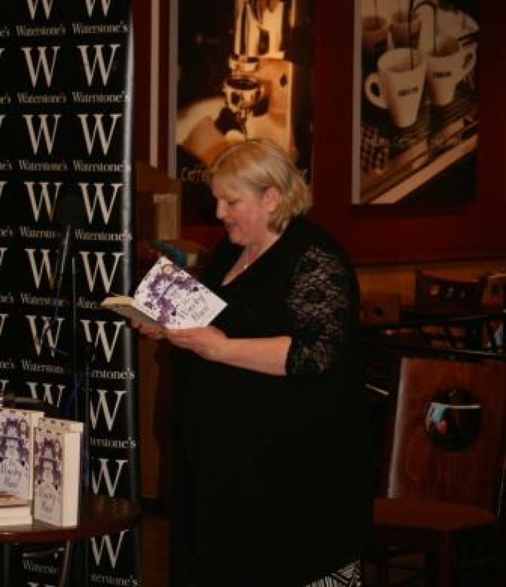MAY: LAUNCH OF THE WACKY MAN BY LYN G. FARRELL AT WATERSTONES